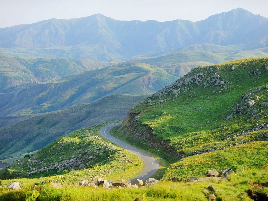 Armenien Selim Pass