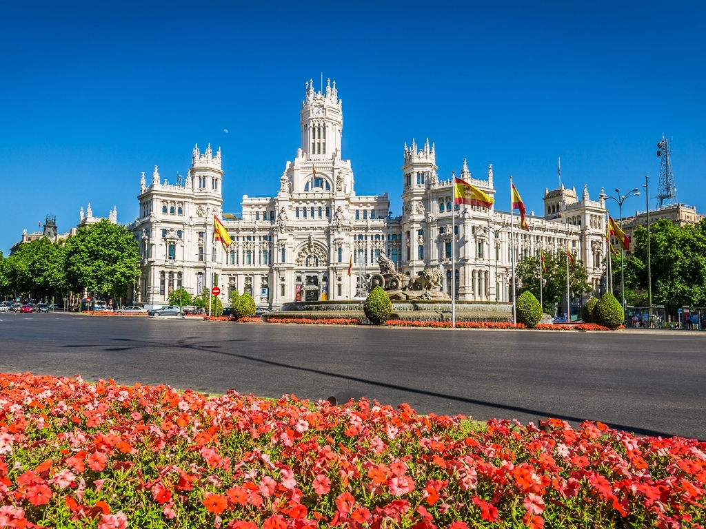Madrid & Kastilien