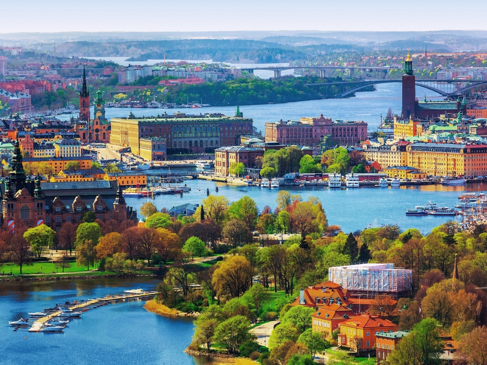 Flüge Stockholm Frankfurt