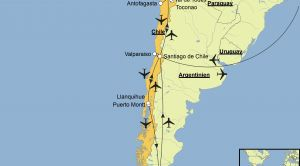 Chile/Stepmap karte