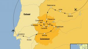 Extremadura Mehr Srd Reisen